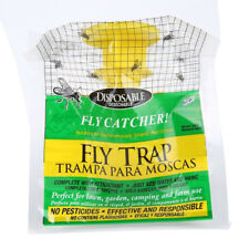 1xDisposable Fly Trap Catcher Fly Catcher Insect Trap Hanging Style Pest Control
