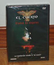 EL CUERVO - CIUDAD DE LOS ANGELES - DVD - NUEVO - PRECINTADO - THRILLER - DRAMA