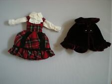 Blythe Used 3 pcs x Original Outfit Dress Set