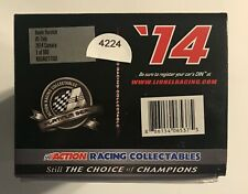 2014  #5  KEVIN HARVICK  TIDE    - 1/24th SCALE  #4224