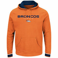 Denver Broncos AC DC NFL Men's Punt Return 3XL Hooded Sweatshirt NWT