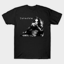 The Crow It Can't Rain All The Time The Sky Won't Fall Forever Black T-Shirt
