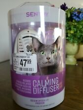 NEW ~ SENTRY CALMING DIFFUSER for cats - DIffuser & 1.5 oz Bottle