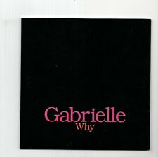 (JA720) Gabrielle, Why - 2007 DJ CD