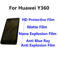 3pcs For Huawei Y360 Good Touch Matte,High Clear Ultrathin Screen Film