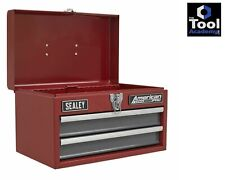 Sealey Tools American Pro Toolbox 2 Drawer with Ball Bearing Slides