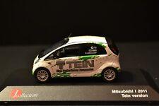 Mitsubishi i Tein Edition 2011 diecast vehicle in scale 1/43