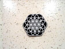 New Coldplay Band Embroidered Cloth Patch Applique Badge Iron Sew On Patches
