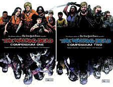 The Walking Dead Compendiums TP Vol. 1 & 2 Image