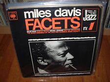 MILES DAVIS facets no 1 ( jazz ) cbs holland