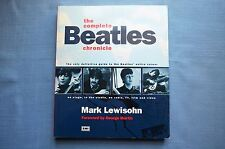 The Complete Beatles Chronicle, By Mark Lewisohn