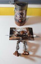 LEGO Bionicle 8587 Rahkshi PANRAHK Set with box and instruction manual