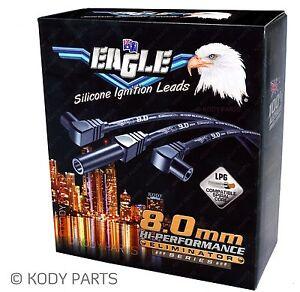 Eagle Ignition Leads - for WRX & Forester GT Turbo 2.0L EJ20 Eliminator E84607