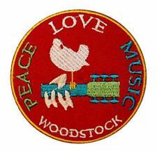 Patch Woodstock Dove New Iron-On p-3223