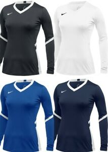 Nike Hyperace Long Sleeve Volleyball Training Performance Jersey Youth 915029