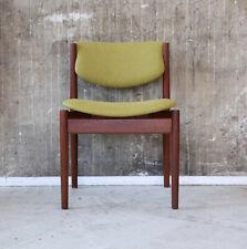 60er Finn Juhl Teak Stuhl France & Son Danish Mid-Century 60s Chair Vintage 50s