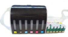 Empty Ciss ink system for Epson artisan 50 r280 r260 rx595 rx680 NON-OEM