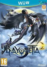 Bayonetta 2 Nintendo Wii U * NEW SEALED PAL *
