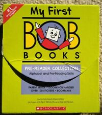 My First Bob Books Pre-Reader Collection