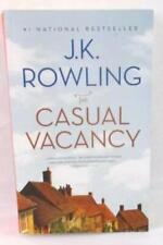 The Casual Vacancy by J K Rowling Paperback 2012 Little Brown Company Book