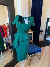 Ladies Dresses Party Dress Peplum Wedding Guest Outfit Race Day Formal Evening