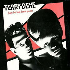 "12"" Terry delcommercio Save the last dance for me (a Mess of Blues, Paralysed)"