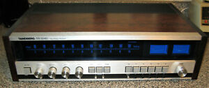 Vintage Tandberg TR-2040 Receiver - for parts or repair - cosmetically very good