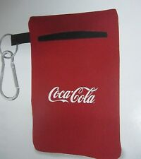 Coca-Cola Phone /Accessory Case  NEW  FREE SHIPPING