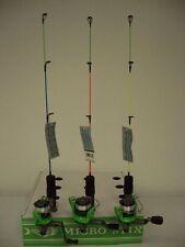 NEW MICRO-STIX ICE FISHING ROD AND REEL COMBO BY LIQUID STIX MODEL MSC1