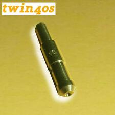 NUOVO!!! 1 X Taglia 55 Idle Jet Originale Weber Webber IDF DCNF