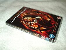 DVD Movie The Hunger Games Catching Fire
