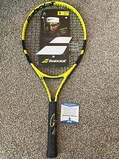 RAFAEL NADAL Auto Autographed Signed Babolat Tennis Racket Beckett BAS Coa