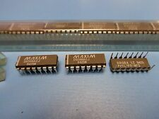 (37) MAXIM DG508ACJ ANALOG MULTIPLEXER IC SINGLE 8 CHANNEL ( 8 of 1 ) 16 PIN DIP