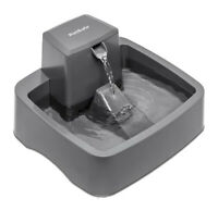 PetSafe Drinkwell 1/2 Gallon Pet Fountain for Cat, Dog and Multiple Pet, X-Small