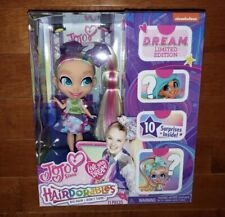 Hairdorables JoJo Siwa Limited Edition D.R.E.A.M. Doll Style B 10 Surprises New
