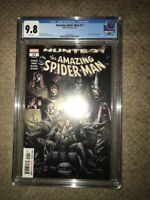 Amazing Spiderman Volume 5 #17 CGC 9.8 Kraven free shipping