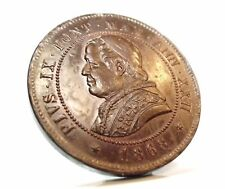 ROMA 1868 A.XXII (PAPAL STATES) PIO IX,4 Soldi
