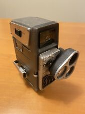 vintage bell howell movie camera