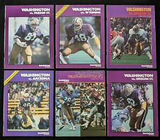 1970s Washington College Football Programs (5 pros)