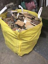 Firewood offcuts, builders Bulk Bag of firewood