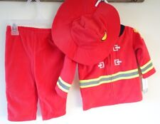 NWT Carter's Two Piece Firefighter Halloween Costume Size 6-9 Month