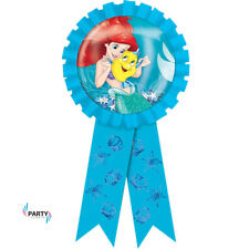 ARIEL LITTLE MERMAID BIRTHDAY PARTY SUPPLIES CONFETTI POUCH AWARD RIBBON