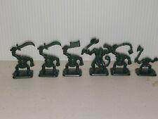 Heroquest Figures Lot