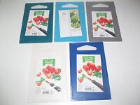 Planche à Découper Cuine en Plastique Cutting Board 27X16 cm 2 Colorie au choix