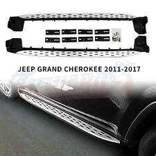 Side Step for JEEP Grand Cherokee 2011-2017 Running Board Nerf Bar US Stock
