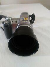 Sony Cyber-shot DSC-H2 6.0MP Digital Camera - Silver tested