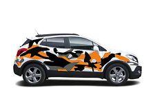 """XXL Autoaufkleber Car Tuning """"Bomcar"""" 3 Bögen 3 Farben n. Wunsch"""