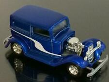 1932 32 Ford Sedan Panel Delivery Hot Rod 1/64 Scale Limited Edition U1