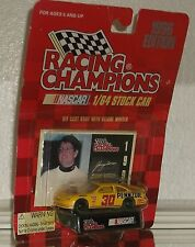 1996 Racing Champions Johnny Benson 1:64 Diecast Car W/Stand & Collector Card