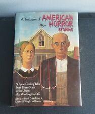 American Horror Stories Stephen King hard cover book dust jacket isbn 0517480751